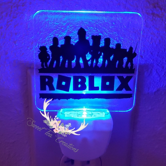 Other - Roblox inspired night light